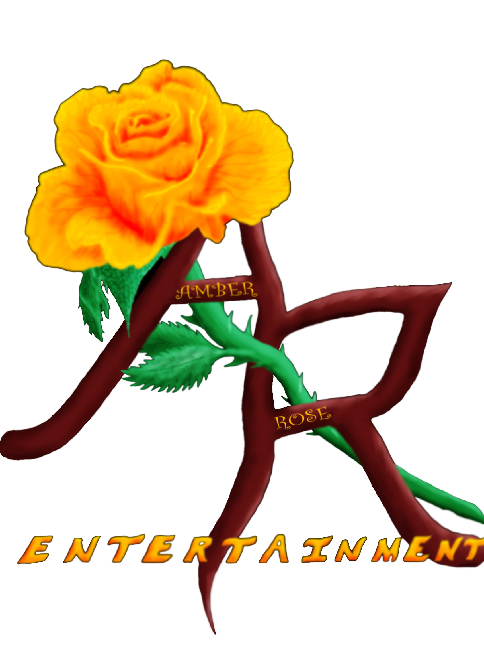 AME (Amber Rose Entertainment) Logo 3